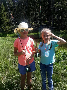 Joey's Fly Fishing Foundation - Girls Fi