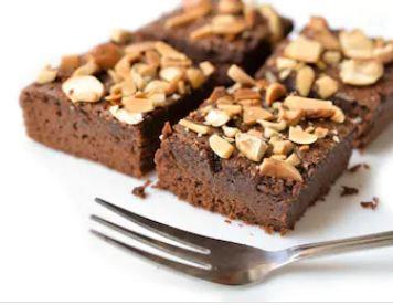 Nuts Brownie