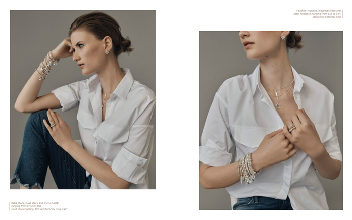 Bella Jane Jewellery AW18 Lookbook Design