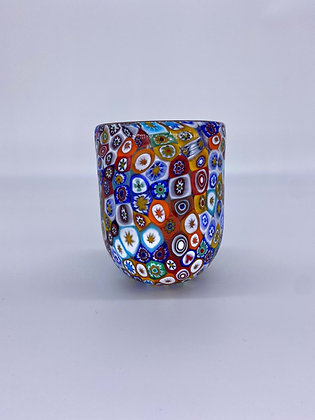 """Millefiori"" glass"
