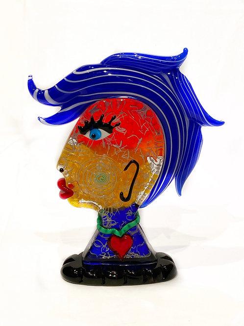 """Picasso Head """"Anna"""""""