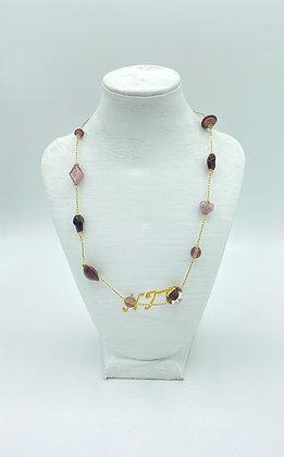 Sophie violet necklace