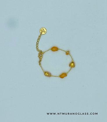 Sophie gold bracelet