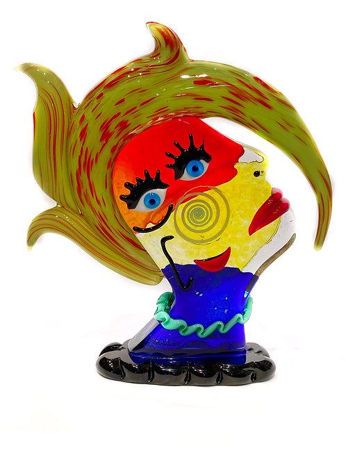 """Picasso Head """"Anita"""""""