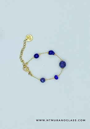 Sophie blue bracelet