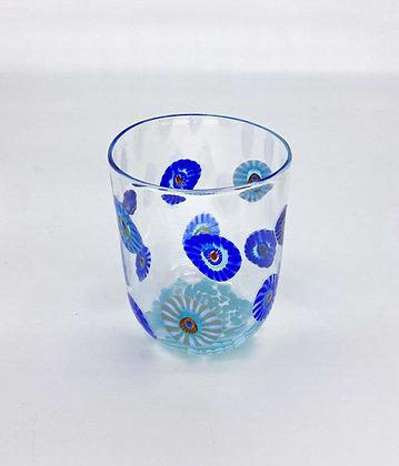 "Bicchiere ""Exclusive design murrina"""