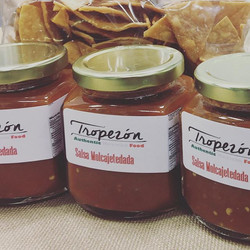 Salsa Molcageteada