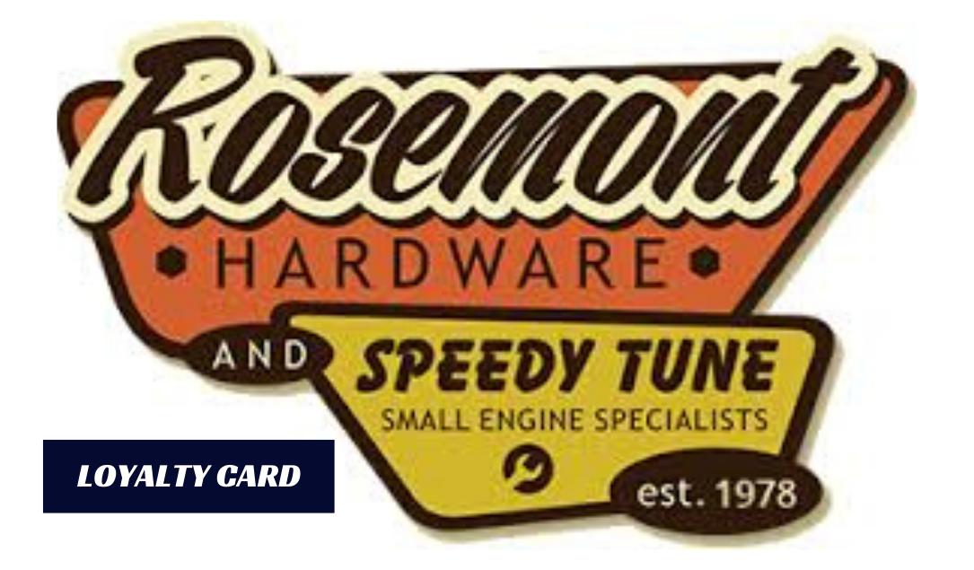 Rosemont hardware