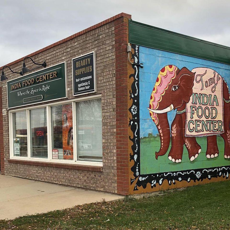 tony's indian store