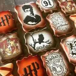 Spooky Harry Potter