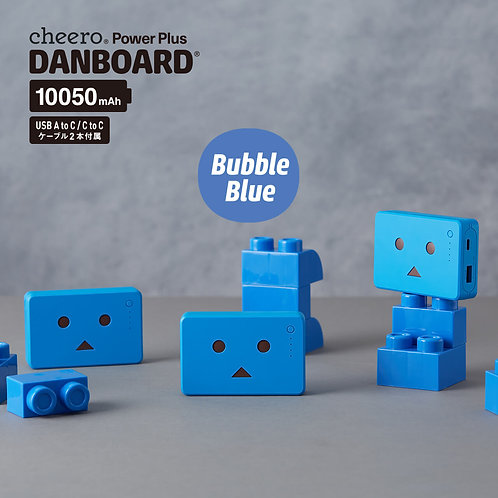 cheero Power Plus Danboard Version 10050 mAh PD 18 W