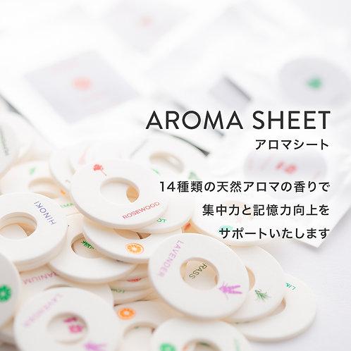 Aroma Sheet (for sleepion 2 & 3)