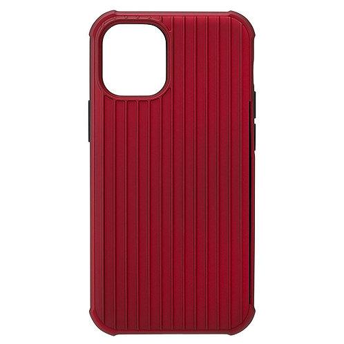 """GRAMAS """"Rib-Slide"""" Hybrid Shell Case for iPhone 12"""