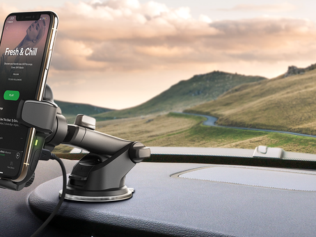 美國iOttie 推出支援自動開合的 Auto Sense 車載支架
