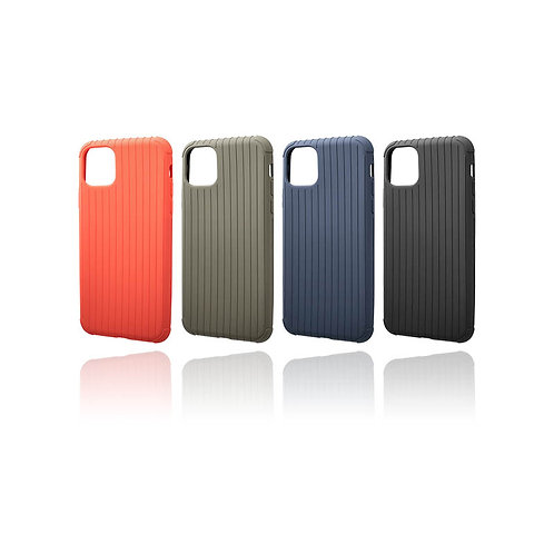 "GRAMAS COLORS ""Rib Light"" TPU Shell Case for iPhone 11"