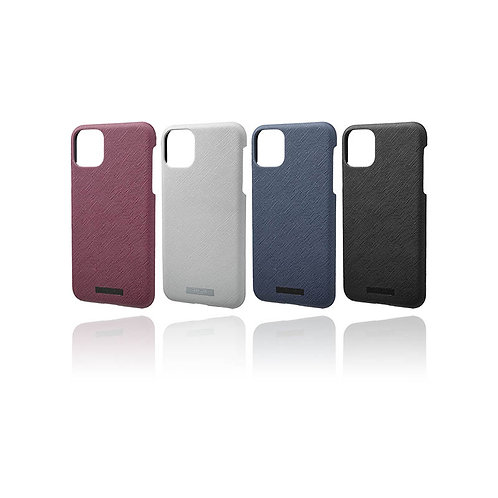 """GRAMAS COLORS """"EURO Passione"""" PU Leather Shell Case for iPhone 11"""