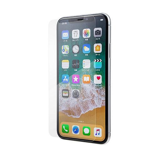新款iPhone 11 系列的保護玻璃(於2019年9月發布)。安全保護主機的屏幕。這是一款具有91%的透光率的超清類型,反映出清晰美觀的iPhone圖像質量。