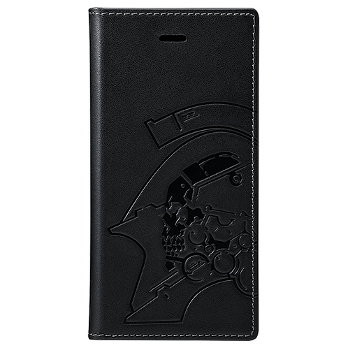 GRAMAS x KOJIMA PRODUCTIONS Full Leather Case for iPhone