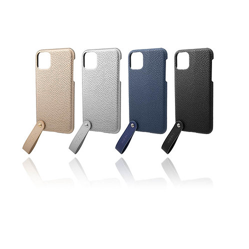 "GRAMAS COLORS ""TAIL"" PU Leather Shell Case for iPhone 11"