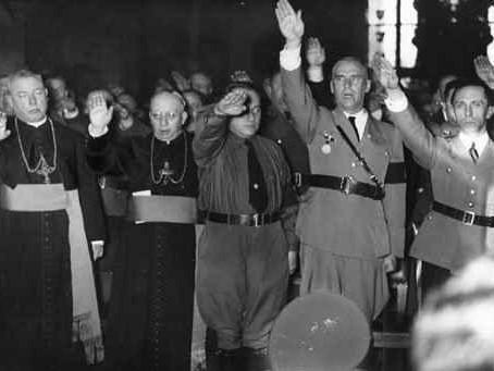 Jesuit/Vatican: Creation of False Prophets 8/23/20