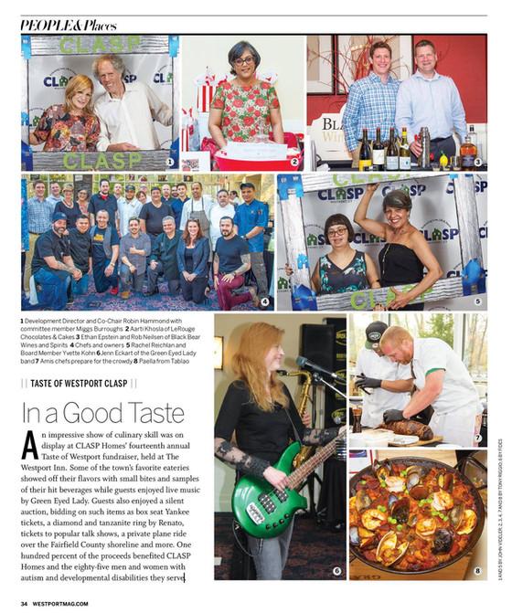 Westport Magazine's People & Places