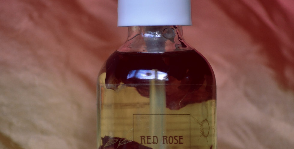Rose Annointing Oil