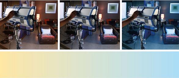 Arri SkyPanel S60-C soft lighting panel colour temperature. To hire at Colour Sound Experiment.