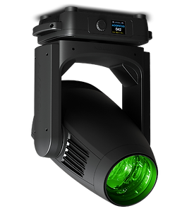 The Eurus is the ultra light and versatile moving light designed for noiseless operation. Ideal to use on sets and stages for any live performances and shoots. Available to hire at Colour Sound Experiment in London.