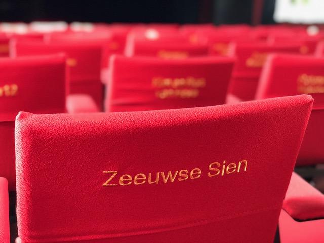 Z Sien Theaterstoel