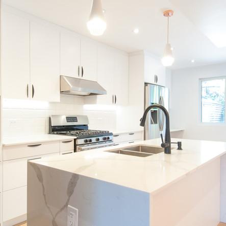 Lawrence - Kitchen Renovation