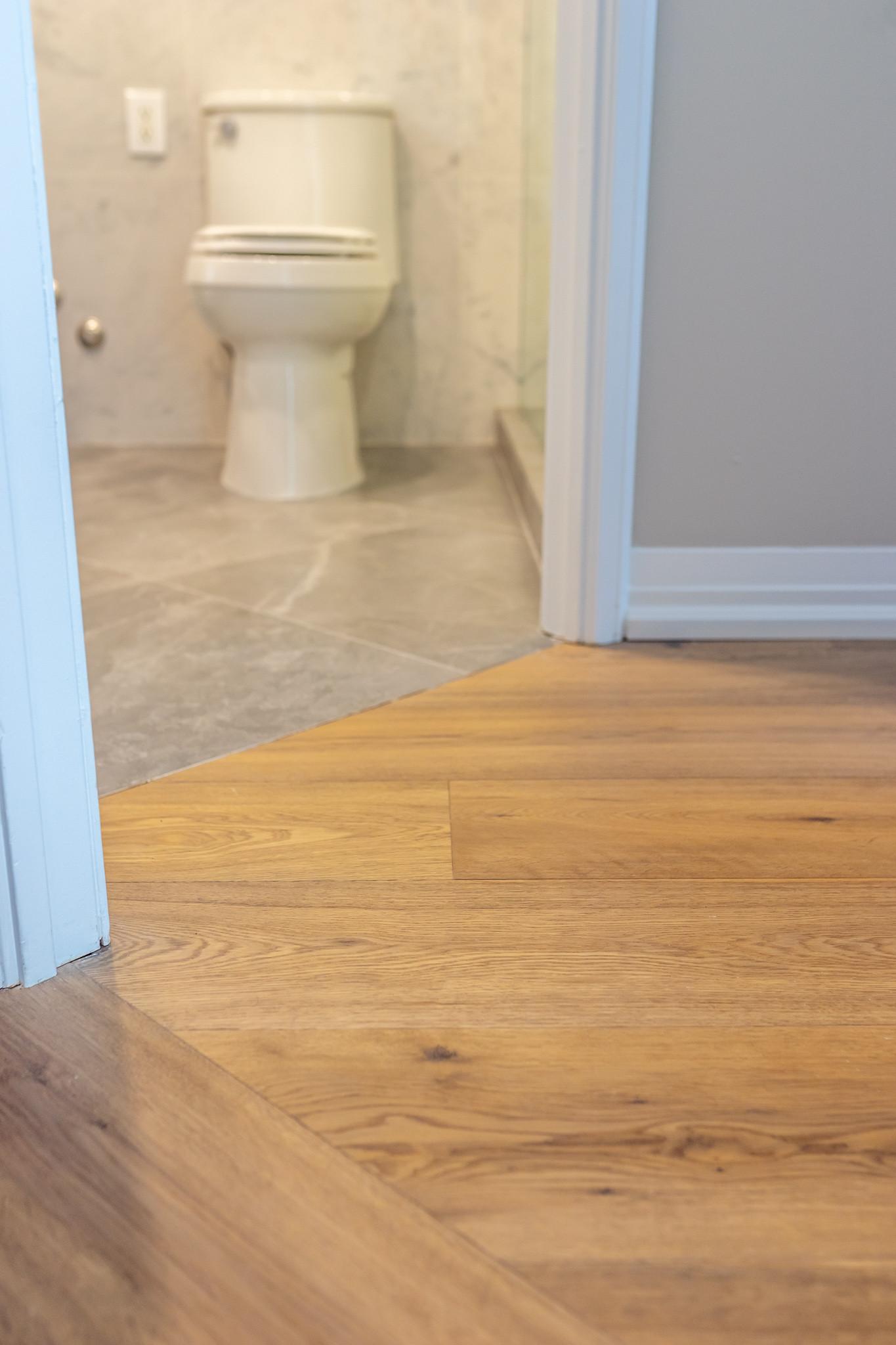 Tile/Flooring Transitions