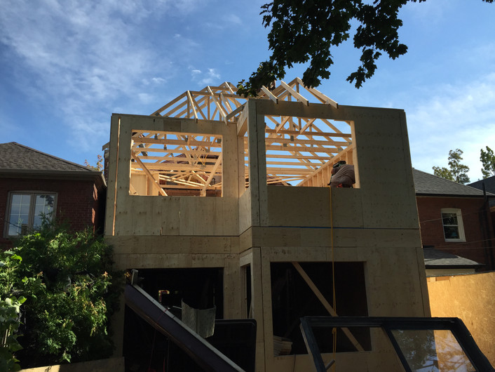 CUSTOM HOMES & INFILL PROJECTS