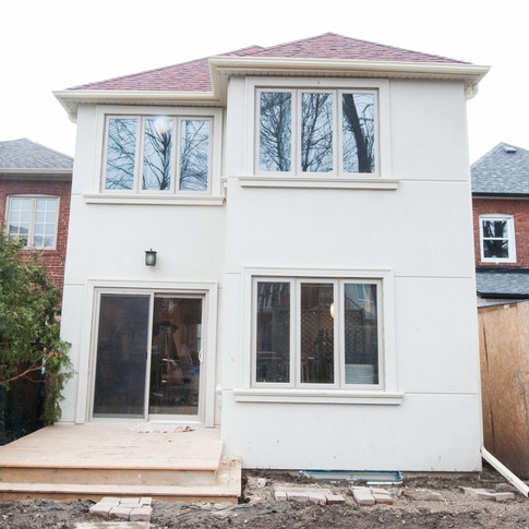 Davisville - Custom Home Addition