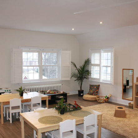 Davisville - Child Care Centre