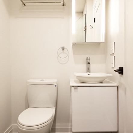 Rosedale - Bathroom