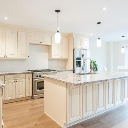 Leaside - Kitchen Renovation