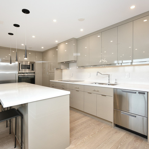 Forest Hill Terraces - Kitchen Renovation