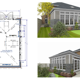 3D Designs and Building Permits