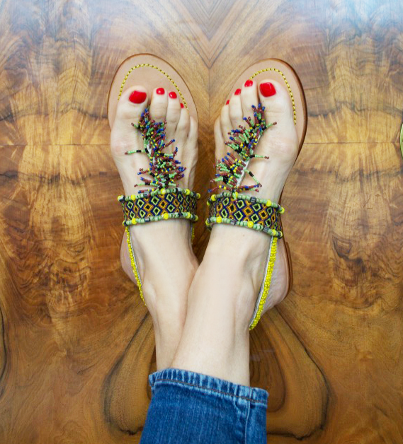 Sandale Menjangan