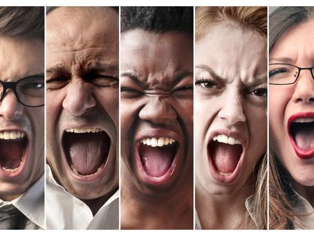 שליטה בכעסים