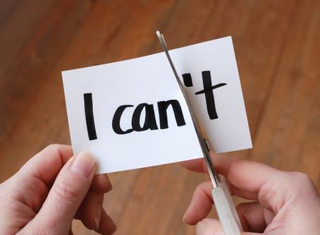 ביטחון עצמי נמוך ואימון אישי