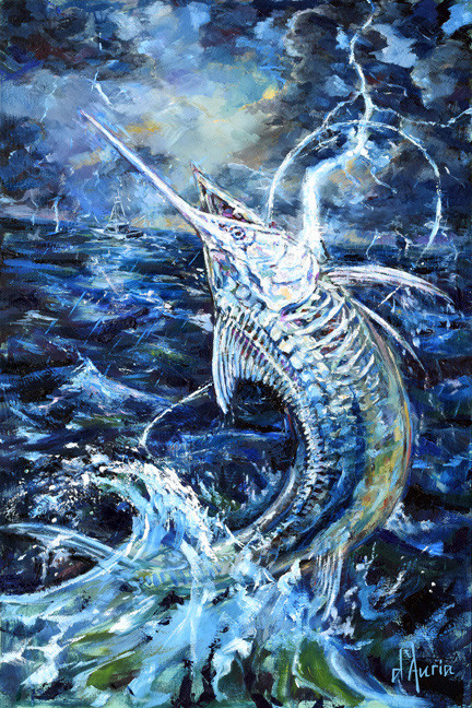 The-Strike-marlin-lightning-storm-swordf