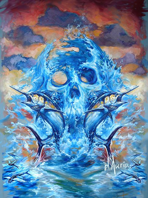 Angler-Heat-blue-marlin-billfish-jumping