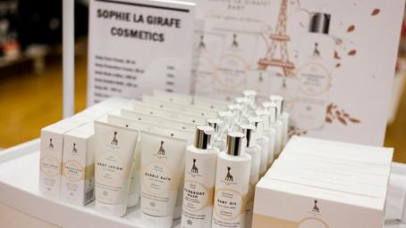 핀란드화장품 Shopie la girafe cosmetic