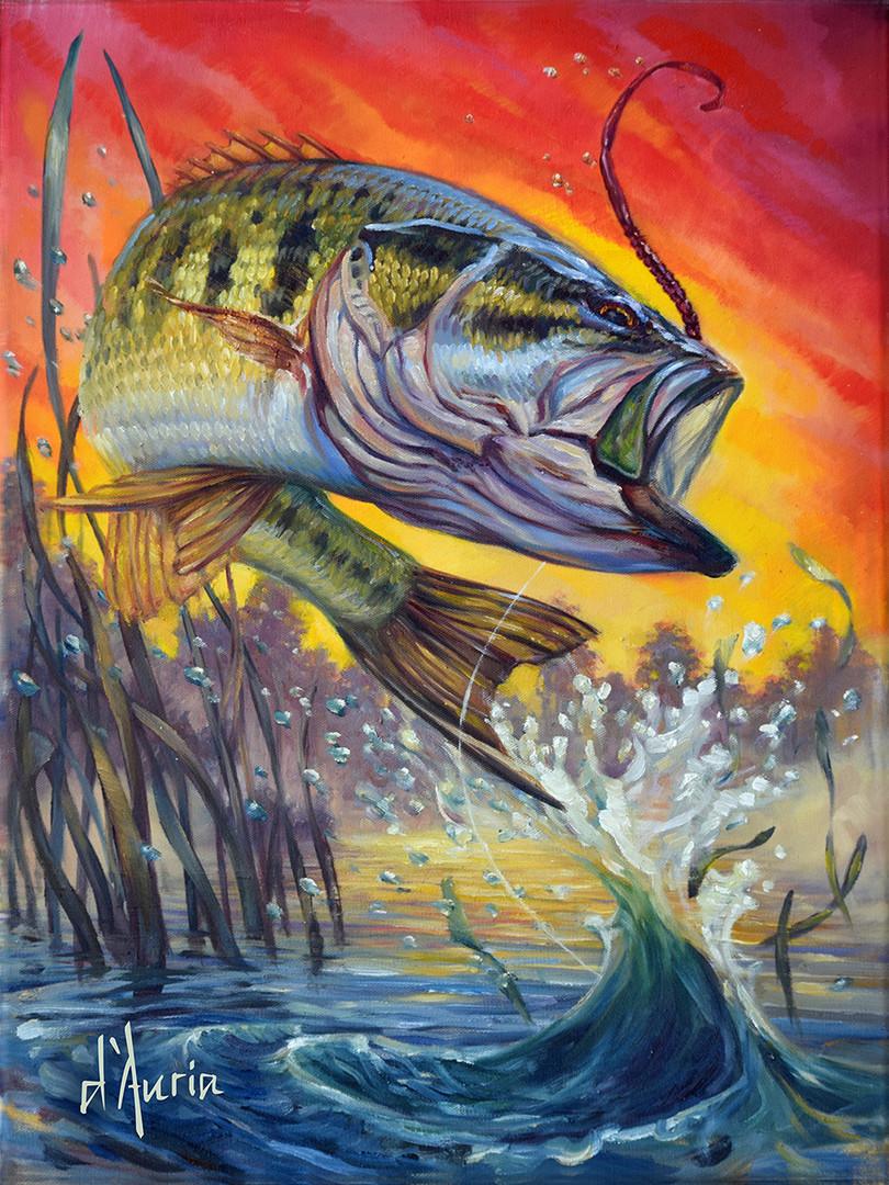 Hybrid-Bass-Jumping-largemouth-freshwate