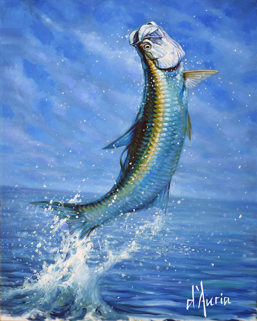 Tarpon-jumping-florida-keys-fishing-char
