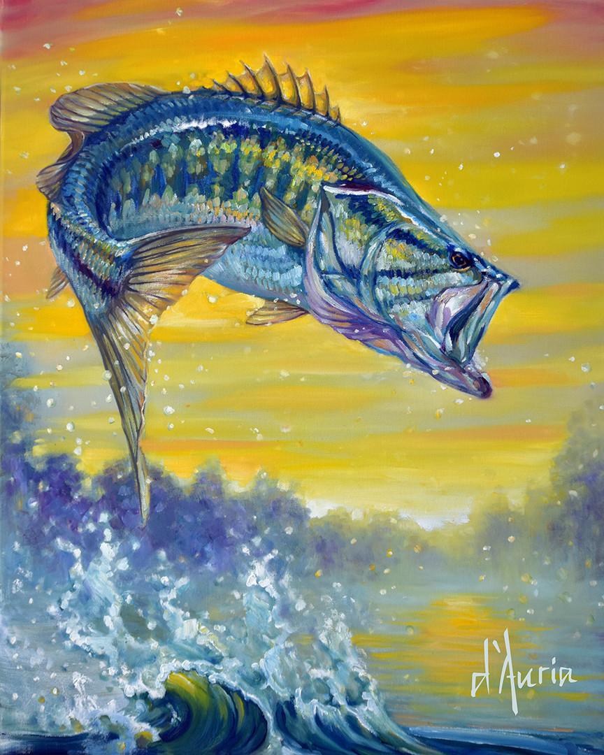Bass-largemouth-smallmouth-fishing-illus