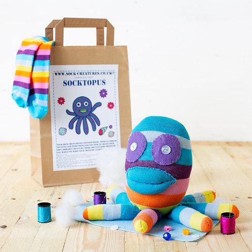 socktopus craft kit
