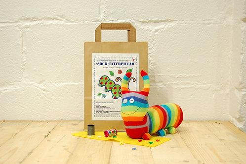 Sock Caterpillar Craft Kit