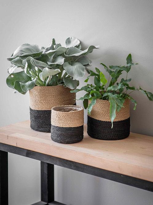 Garden Trading Jute Plant Pots